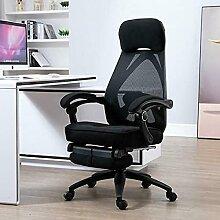 JYHJ Fauteuil de bureau ergonomique pivotant