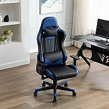 JYHJ Fauteuil de bureau ergonomique réglable et