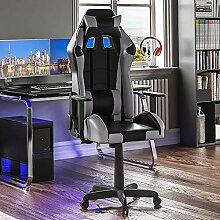 JYHJ Fauteuil de bureau ergonomique réglable