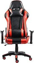 JYHQ Chaise de bureau à domicile, chaise de jeu