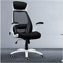JYHQ Chaise de bureau, fauteuil pivotant, chaise
