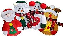 JYHZ Décorations de Noël, la Table de Cuisine,