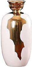 JYHZ Vase en céramique de style moderne pour