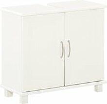 JYSK Armoire salle de bain SKALS 60×67 blanc