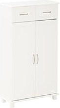 JYSK Armoire salle de bain SKALS 67x120 blanc