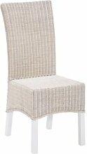 JYSK Chaise RIO blanc