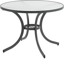 JYSK Table NIZZA Ø105 gris