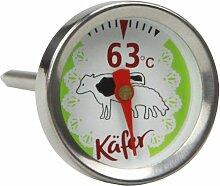 Käfer T419S Thermomètre pour Cuisson Acier
