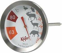 Käfer T720E Thermomètre pour Cuisson Acier