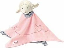 Käthe kruse poupée à serviette lamb mojo rose