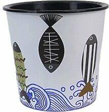 KAIKUN Cache Pot Plastique Pot De Fleur Exterieur