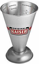 Kaiser 2055915 Tasse de Mesure Patisserie 0,5L,