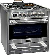 Kaiser 93505 R Cuisinière électrique avec plaque