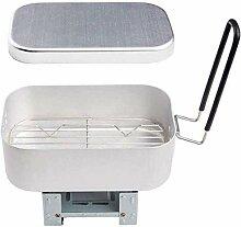 KAIXIN Cuiseur à Riz Portable en Aluminium,