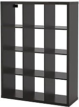 Kallax Ikea Étagère Marron foncé 112 x 147 cm