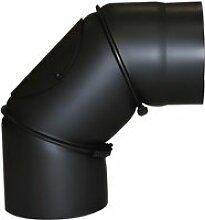 Kamino-Flam   Coude conduit de poêle Senotherm