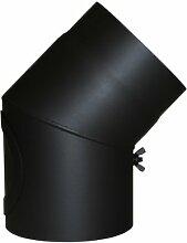 Kamino-Flam Tuyau de Poêle Coude Ø env. 130 mm,