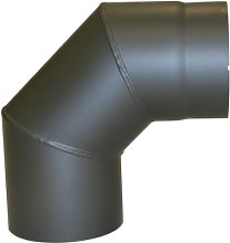 Kamino-Flam Tuyau de Poêle Coude Ø env. 150 mm,