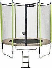 Kangui - Trampoline de jardin 244 cm + filet de