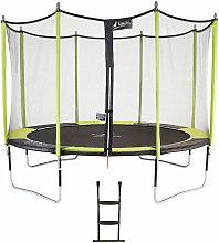 Kangui - Trampoline de jardin 426 cm + filet de