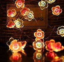 Kansang Guirlande lumineuse à 20 LED en forme de