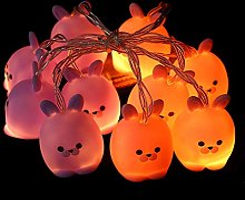 Kansang Guirlande lumineuse à LED avec 10 LED -