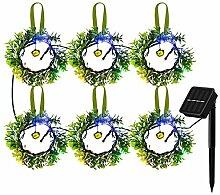 Kansang Guirlande lumineuse solaire Fairy - 24 LED
