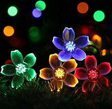 Kansang Guirlande solaire de fée - 50 LED -