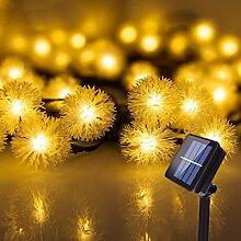 Kansang Lot de 50 lampes solaires à LED pour