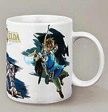 Kanto Factory Mug The Legend of Zelda Breath of