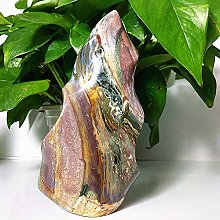KAPU 100% Pierres Naturelles Mer Jade Cristal