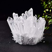 KAPU Cristal Naturel Cluster Améthyste Spécimen