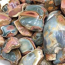 KAPU Pierres brutes en cristal minéral 500 g