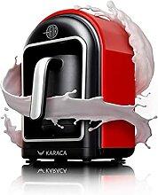 Karaca Hatır Mod Machine à café turque, Rouge,