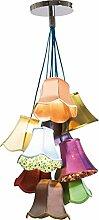 Kare Design 31592-P Lampe à suspendre, Fer,