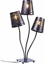 Kare Design Lampe de table flexible Black Tree