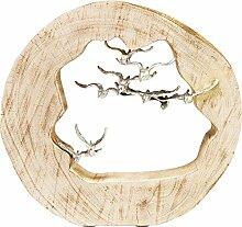 Kare Objet décoratif Motif Oiseaux dans Le