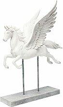 Kare Objet décoratif Pegasus Blanc Taille Unique