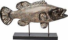 Kare Objet décoratif Pescado Marron Taille Unique