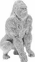 Kare Statuette décorative Design Shiny Gorilla