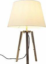 Kare Tripot Lampe de table Blanc