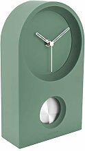 Karlsson Pendule Design rétro Caout - H. 25 cm -