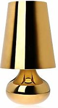 KARTELL lampe de table CINDY (Or foncé - ABS