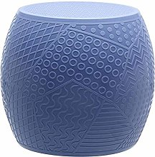 Kartell Roy, Plastique, Bleu, 43x45x43 cm