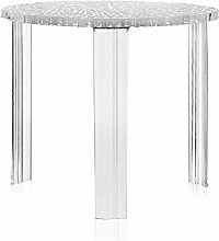 Kartell T-table Side Table d'appoint, 44cm,