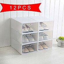 KATLY 12pcs Boîte à Chaussures