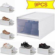KATLY Boîte de Rangement pour Chaussures, boîte