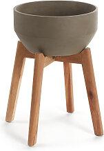 Kave Home - Cache-pot Subject Ø 28 cm