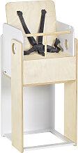 Kave Home - Chaise haute évolutive Nuun en
