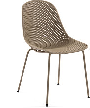 Kave Home - Chaise Quinby beige